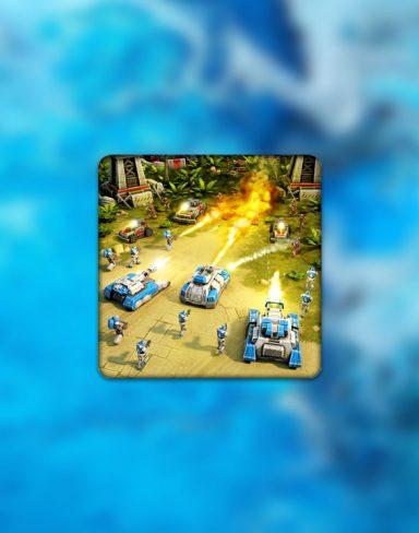 Art of War 3: PvP RTS стратегия — военная игра
