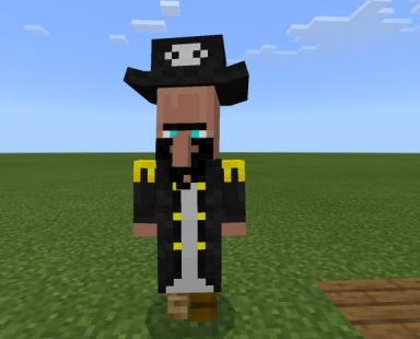 """Дополнение """"Пиратские приключения"""" для Minecraft PE"""